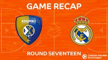Highlights: Khimki Moscow region - Real Madrid