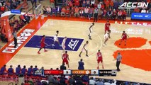 Louisville vs Clemson Basketball Highlights (2017-18)