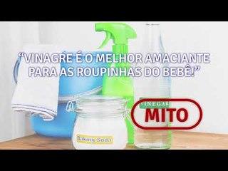 Mitos e Verdades sobre como lavar as roupinhas delicados dos bebês