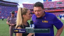 Mounting Injuries Don't Concern Ed Orgeron
