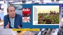 """Patrick de Saint-Exupéry, co-fondateur de Ebdo : """" On a encore besoin de la presse papier """""""