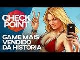 MAIS JOGOS DO 360 NO XONE, GAMEPLAY DO KURIRIN E DOCUMENTÁRIO DOS VIDEOGAMES NO BRASIL - Checkpoint!