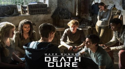 Maze Runner The Death Cure 2018 Videos Dailymotion