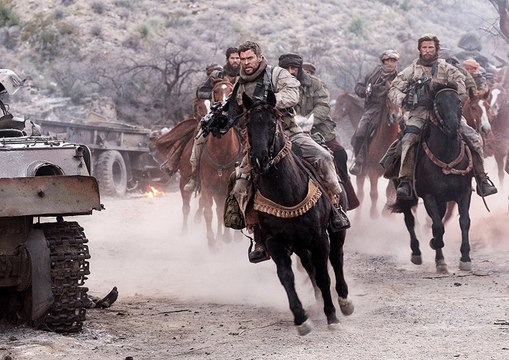 12 Strong chris hemsworth 2018 FULL MOVIE ONLINE