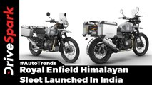 Royal Enfield Himalayan Sleet Launched In India : Royal Enfield Special Edition
