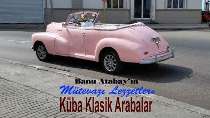 Küba Klasik Arabalar