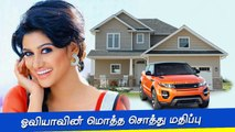 Oviya Helan's Total Networth Till Now | Lifestyle | Cars etc