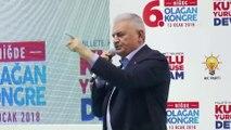 Başbakan Yıldırım: '2018'de yapacağımız destekleri, 2017'nin tam iki katına çıkaracağız' - NİĞDE