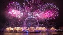 London New Year Eve 2018 Best FireworksLondon New Year Eve 2018 Best Fireworks