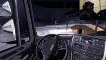 Euro Truck Simulator 2 MultiPlayer YKS Team Logitech G29