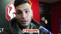 Foot - L1 - Rennes : Bensebaini «On a un peu trop de blessé...»