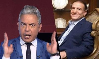 أول تعليق لـ معتز مطر بعد إعلان ترشحه : الكلام الرنان في ترشح عنان !!