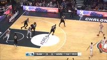 Pro A - J16 : Chalon-sur-Saône vs Lyon-Villeurbanne