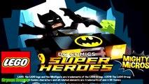 Лего Супергерои Бэтмен Робин Игры как Мультики Lego Batman & Robin