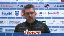 Foot - L1 - Bordeaux : Gourvennec «Les victoires vont apaiser les choses»