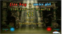 Lets Play Fireboy and Watergirl: The Forest Temple İ #001 - Jetzt gehts aufs Ganze