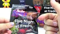 FNAF GAMING FIVE NIGHTS AT FREDDYS Pint Size Herooes Funko Pop Full Set
