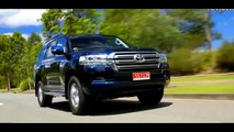 2016 Toyota Land Cruiser V8 Review, sport cars video, s