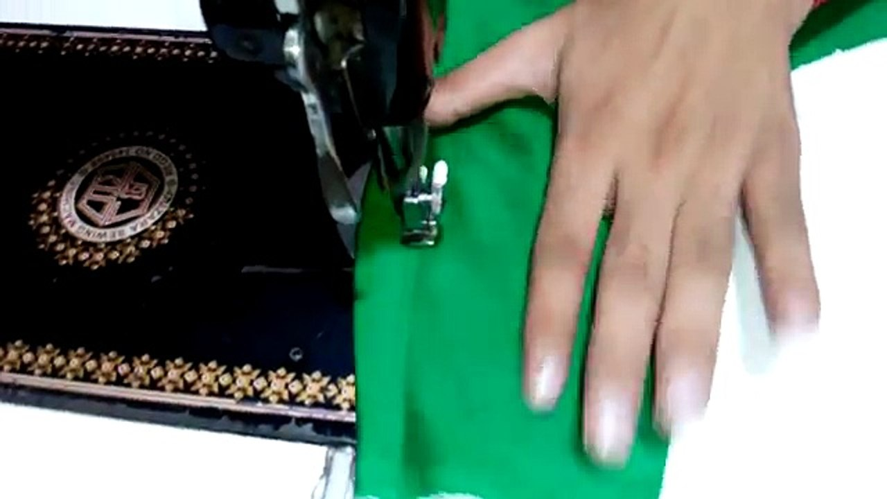 New Neck Designs For Kurti Kameez Easy Making Cutting Sewing Video Dailymotion