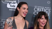 Gal Gadot Thanks Critics For 'Wonder Woman' Critics' Choice Awards Win