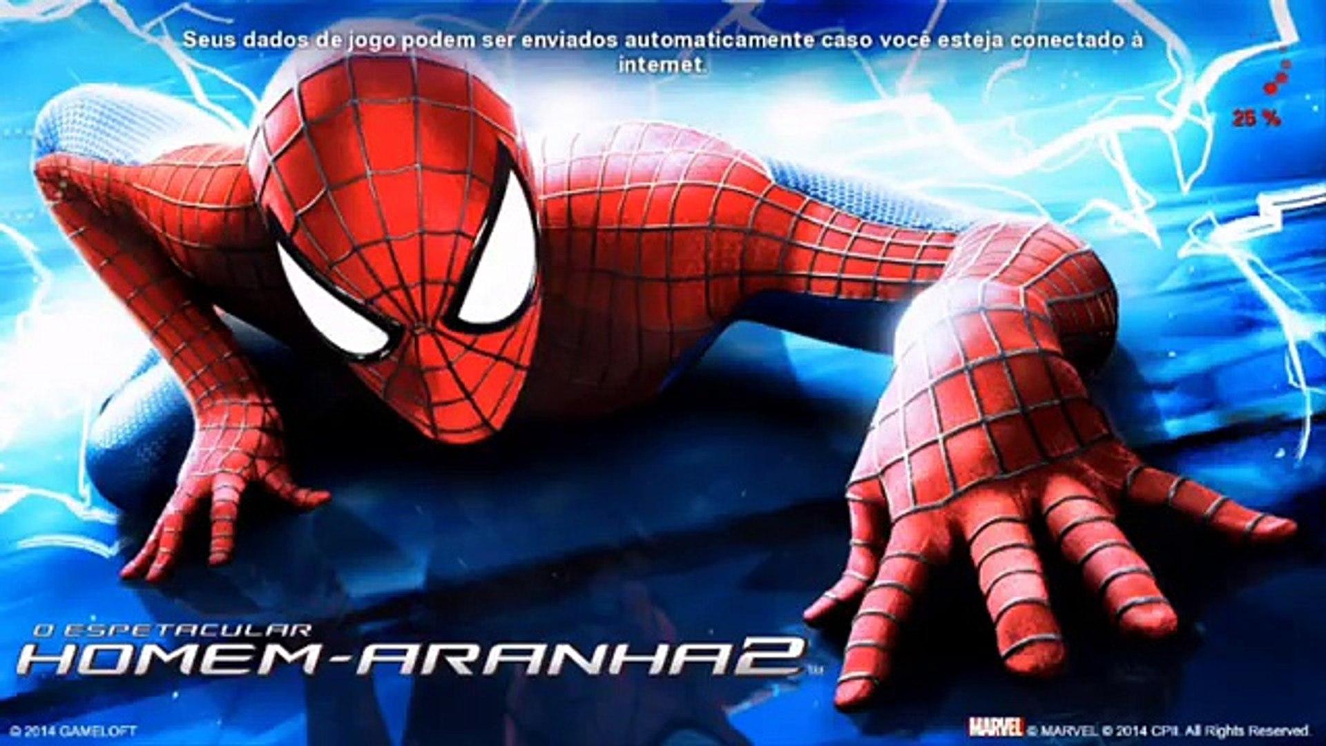Espetacular Homem Aranha 2 Jogo Para Android Video Dailymotion