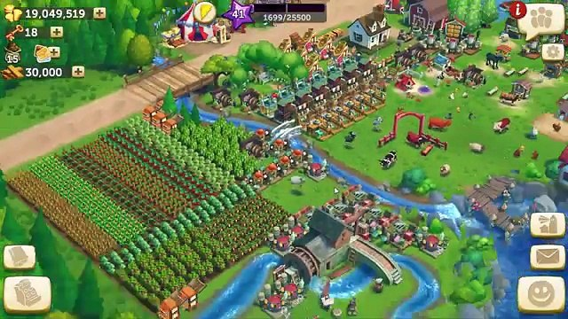 Farmville 2: Country Escape | farmville 2: Country Escape gameplay ⭐⭐max level⭐⭐ | part 1 ✔✔✔