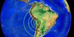 Peru'da 7,3 Büyüklüğünde Deprem! Tsunami Uyarısı Yapıldı