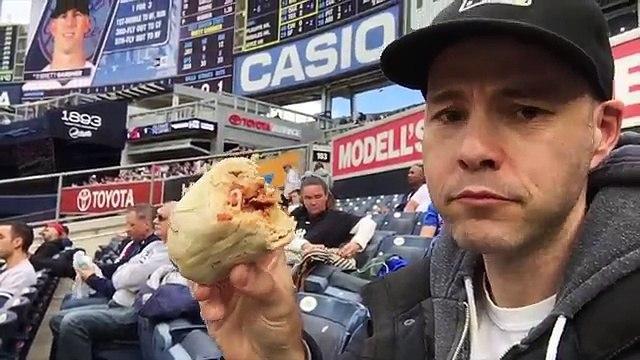 Snagging PINK BASEBALLS on Derek Jeter Day at Yankee Stadium