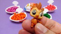 Play-Doh Dippin Dots Kinder Joy with Donald Duck, Smurf, Angry Birds, Kung Fu Pa