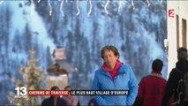 Hautes-Alpes : Saint-Véran, le village le plus haut d'Europe