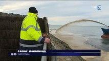 Gironde : opération de réensablement dans le bassin d'Arcachon