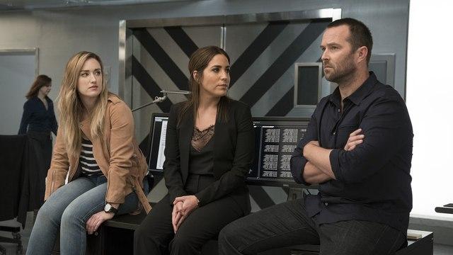 Blindspot - Season 3 Episode 10 : Balance of Might 3x10 | TV Series