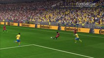 PES 2017 | Portugal vs Sweden | Ronaldo Free Kick Goal & Hat Trick | Gameplay PC
