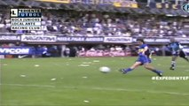 Torneo Apertura 2001: Boca Juniors 3-1 Racing Club - J15 (01.11.2001)