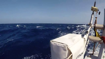 LUAR 040 SULL'ONDA OCEANICA