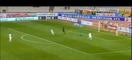 Το γκολ του Αραούχο - ΑΕΚ 2-1 ΠΑΣ Γιάννινα 14.01.2018 (HD)