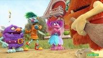 Sesame Street: Abby Visits Colonial Trolliamsburg (Abbys Flying Fairy School)