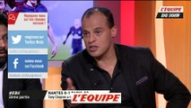 Football - L1 : Saïd Ennjimi sur le geste de Tony Chapron