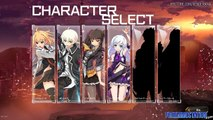 Soul Worker Online (Anime Action MMORPG): Classes and Charer Creation (F2P Japan Stress Test/CBT)