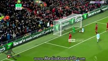 ملخص مباراة ليفربول ومانشستر سيتي 4-3 مباراة مجنونة (2018-01-14