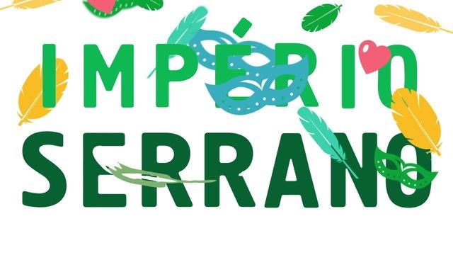 Império Serrano - O Império Do Samba Na Rota Da China