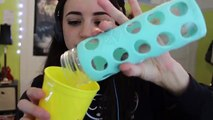 [ASMR] Water, Bottle, Spraying, Tapping Sounds! (With Whispers)