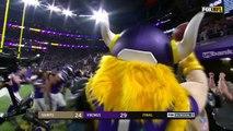 Can't-Miss Play: Minnesota Vikings WR Stefon Diggs MIRACULOUS last-second TD SEALS Vikings win