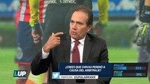 """""""Yo no hubiera dejado ir a Carlos Fierro"""": Fernando Quirarte"""