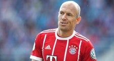 Bayern Münih'in Yıldızı Arjen Robben: Beşiktaş Tehlikeli Bir Takım