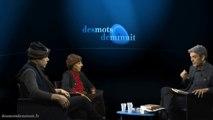 *Denis Lavant et Marie Redonnet* Desmotsdeminuit #556