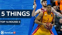 7DAYS EuroCup Top 16 Round 3: 5 Things to Know