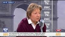 """""""C'est un inconscient."""" La maire de Calais """"condamne"""" les propos de Yann Moix sur le traitement des migrants"""