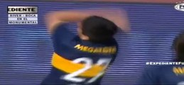 Torneo Apertura 2008: River Plate 0-1 Boca Juniors - J10 (19.10.2008)