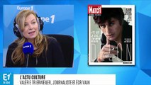 """Interview d'Alain Delon à Paris Match : """"C'est un homme qui sait regarder le passé en face"""""""